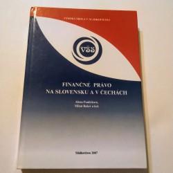Finančné právo na Slovensku a v Čechách