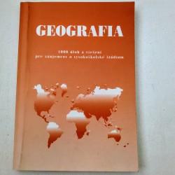 Geografia: 1000 úloh a riešení pre záujemcov o vysokoškolské štúdium