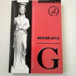 Geografia - Pomôcka pre maturantov a uchádzačov o štúdium na vysokých školách