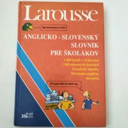 Larousse - Anglicko - slovenský slovník pre školákov