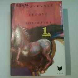 Slovenské ľudové rozprávky 1. zväzok