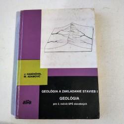 Geológia a zakladanie stavieb I.