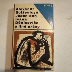 Jeden den Ivana Děnisoviče a jiné prózy