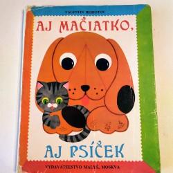 Aj mačiatko, aj psíček
