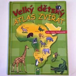 Velký dětský atlas zvířat