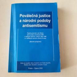 Poválečná justice a národní podoby antisemitismu