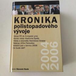 Kronika polistopadového vývoje 2004 - 2006