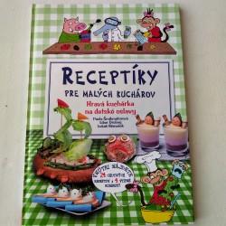 Receptíky pre malých kuchárov 2