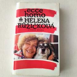 Ecce homo Helena Růžičková