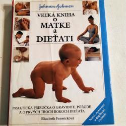 Veľká knihy o matke a dieťati