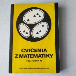 Cvičenia z matematiky pre 5. ročník ZŠ