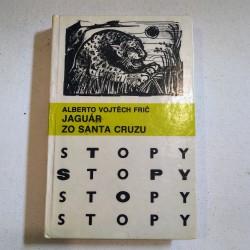 Jaguár zo Santa Cruzu