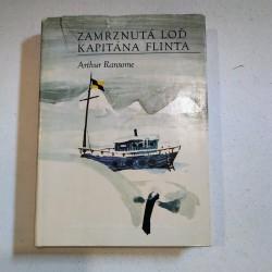 Zamrznutá loď kapitána Flinta