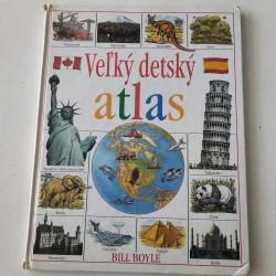 Veľký detský atlas