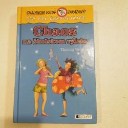 Chalanom vstup zakázaný - Chaos na školskom výlete