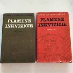 Plamene inkvizície I. + II.