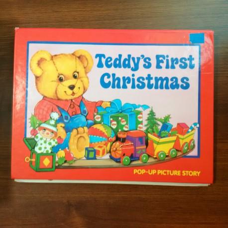Teddys first christmas