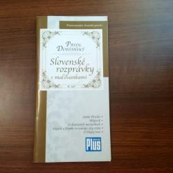 Prostonárodné slovenské povesti, Slovenské rozprávky s maľovankami II.