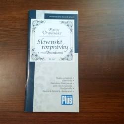Prostonárodné slovenské povesti, Slovenské rozprávky s maľovankami III.