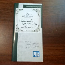 Prostonárodné slovenské povesti, Slovenské rozprávky s maľovankami IV.