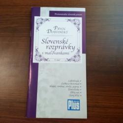 Prostonárodné slovenské povesti, Slovenské rozprávky s maľovankami V.