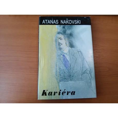 Nakovski Atanas - Kariéra