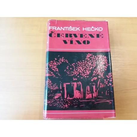 Hečko František - Červené víno