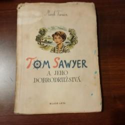 Tom Sawyer ajeho dobrodružstvá