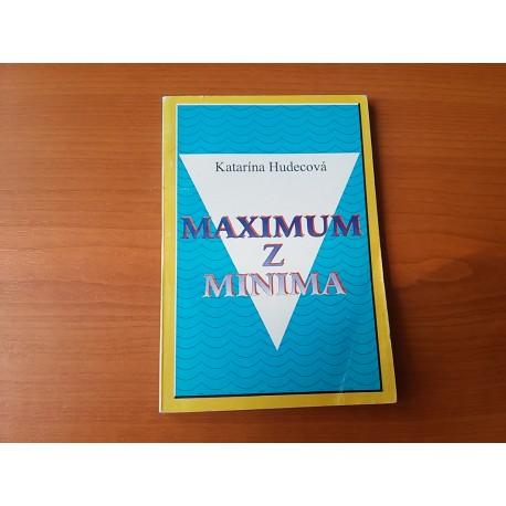 Hudecová Katarína - Maximum z minima