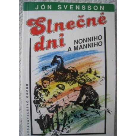 Svensson Jón - Slnečné dni Nonniho a Manniho