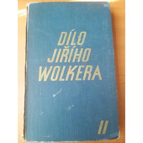 Dílo Jiřího Wolkera 1932