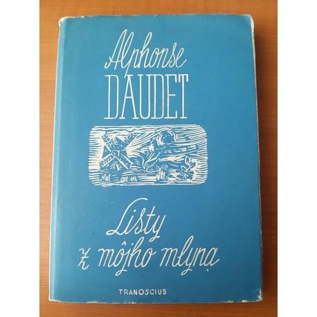 Daudet Alphonse - Listy zmôjho mlyna