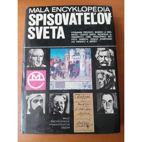 Malá encyklopédia spisovateľov sveta ( Kolektív autorov)