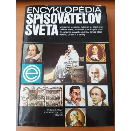 Encyklopédia spisovateľov sveta ( Kolektív autorov)