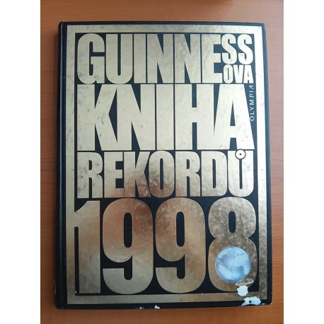 Guinnessova kniha rekordů 1998