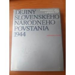 Dejiny Slovenského národného povstania I.