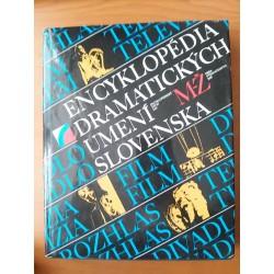 Encyklopédia dramatických umení Slovenska II. (M-Ž)