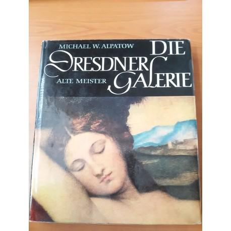 Die Dresdner Galerie, Alte Meister