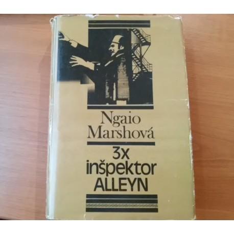3x inšpektor Alleyn