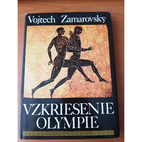 Zamarovský Vojtech – Vzkriesenie Olympie