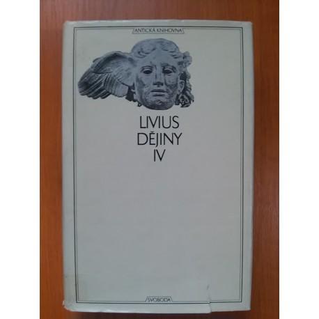 Livius Titus - Dějiny IV.