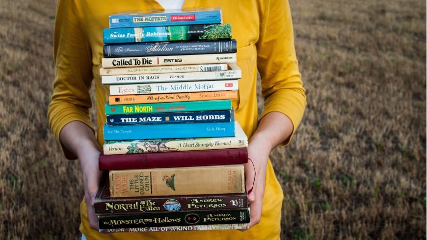 10 dôvodov prečo je dobré čítať knihy