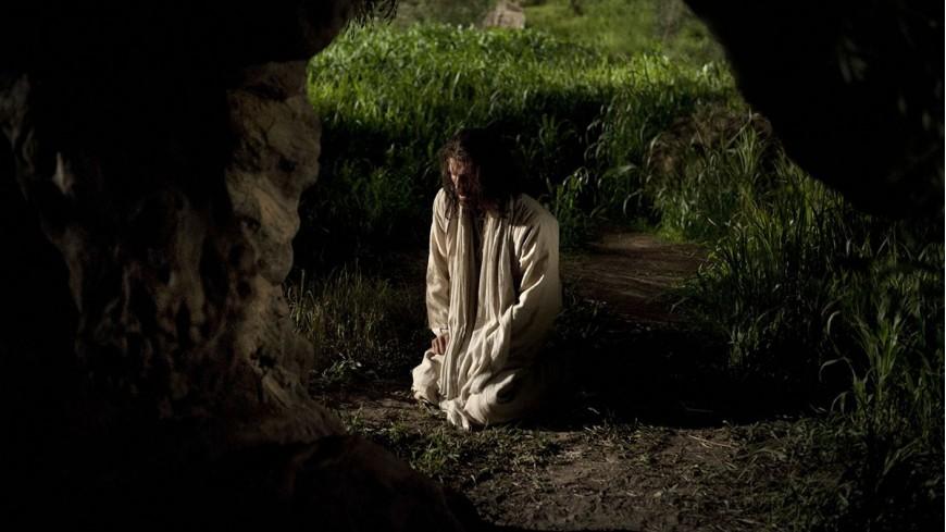 Hľadieť na Božiu tvár v Getsemanoch