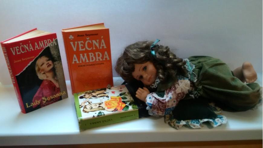 Tip na knihu: ... Večná Ambra
